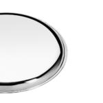 Vinod Stainless Steel China Plate