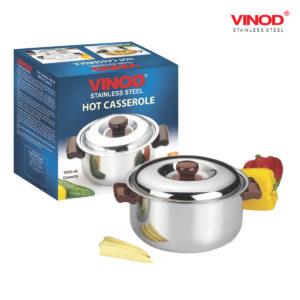 Vinod Hot Casserole