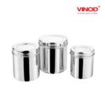 Vinod Stainless Steel Deep Dabba