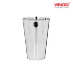 Vinod Stainless Steel Plain Glass