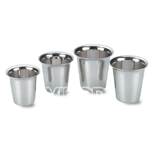 Vinod Stainless Steel Rampatra Glass