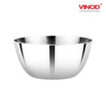 Vinod Stainless Steel Two Tone Bowl