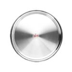 Vinod Stainless Steel Two Tone German Bogi Plate