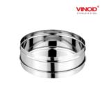Vinod Stainless Steel Puri Dabba